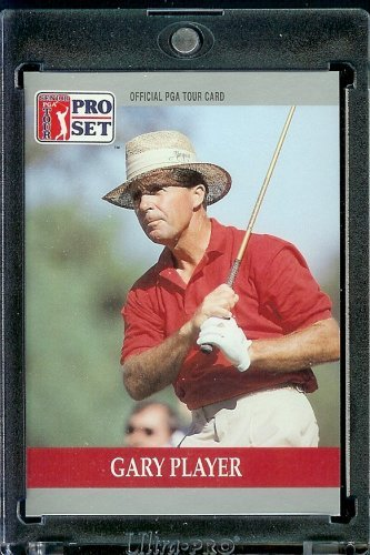 1990 Pro Set #79 Gary Player Rookie PGA Golf Card - Mint Condition - Shipped In Protective Screwdown Dispaly Case!