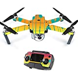 Skin For DJI Mavic – Sherbet Palms   MightySkins Protective, Durable, and Unique Vinyl Decal wrap cover   Easy To Apply, Remove, and Change Styles   Made in the USA