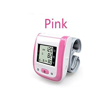 Tensiómetro/K de 304/presión arterial Monitor/Pantalla Digital/automático electrónico/