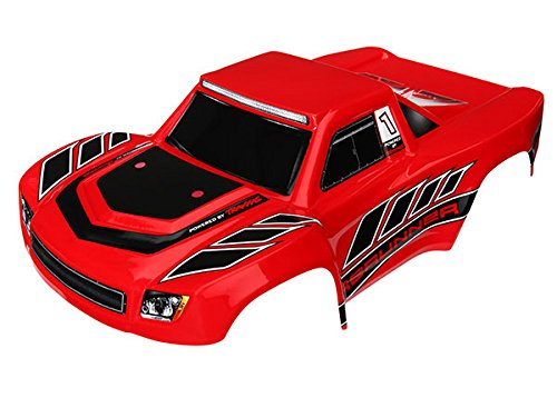 Traxxas TRA7617 Body, LaTrax Desert Prerunner, Red (Painted with Decals)