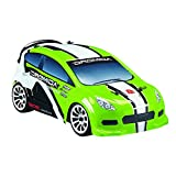 Dromida 1:18 Scale RTR Remote Control RC Car: Electric 4WD Rally Car with 2.4GHz Radio - 7.2V 6C 1300mAh NiMH Rechargeable Battery - 4 x AA Batteries and Charger