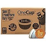 San Francisco Bay OneCup, Pumpkin Spice, 80 Single Serve Coffees
