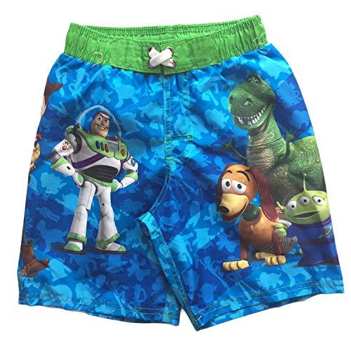 (Toy Story Swim Shorts (4) Blue)