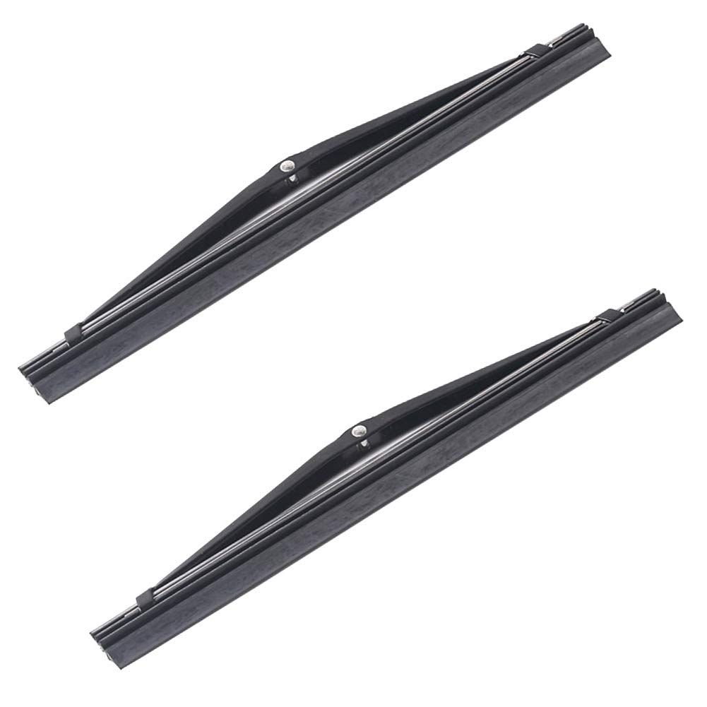 Headlight Headlmap Wiper Blade 2Pcs Replacement Fit For 1999-2006 Volvo S80 274431