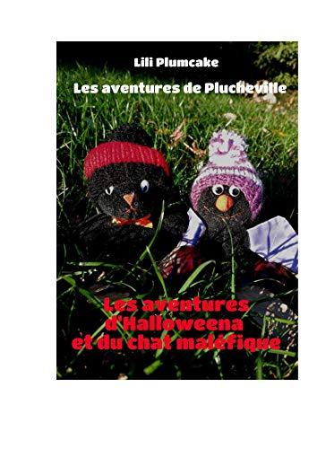 L'histoire d'Halloweena et du chat maléfique (Les aventures