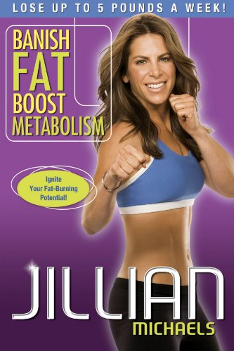 Jillian Michaels: Banish Fat Boost Metabolism (Best High Intensity Interval Training Workout Videos)