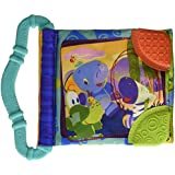 Bright Starts Teethe and Read Teether Book, Assortment of 2, Styles Will Vary, Each sold separately