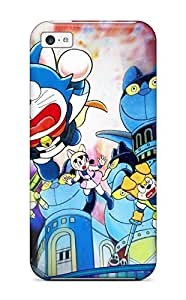 Hot New Doraemon Japan Cartoon Case Cover For Iphone 5c With Perfect Design