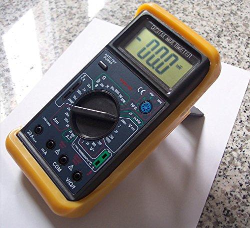 Item Title: AC/DC Digital Multimeter DMM with Capacitor