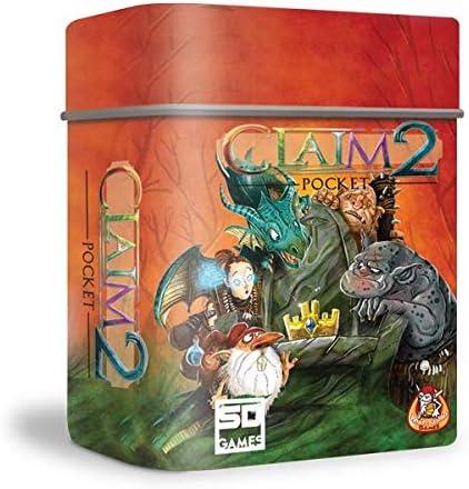 Claim Pocket 2: Amazon.es: Juguetes y juegos