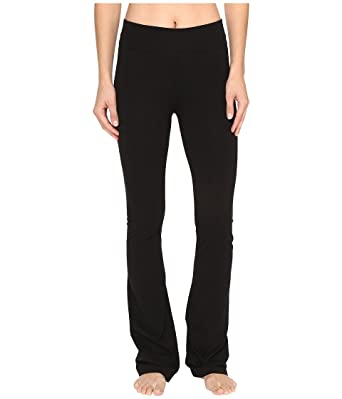 9dbe22c6065e1 Hard Tail Women's Rolldown Bootleg Flare Pants at Amazon Women's ...