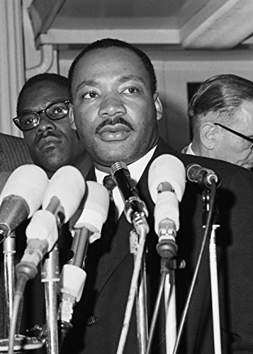 Martin Luther King Jr. Press Conference, 21