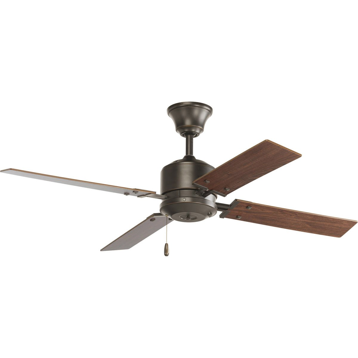 Progress lighting p2531 20 52 inch 4 blade ceiling fan amazon mozeypictures Gallery