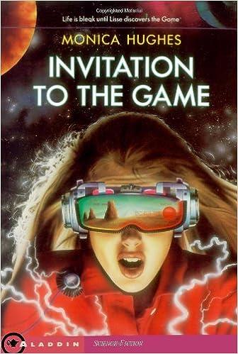 Invitation to the game monica hughes 9780671866921 amazon books stopboris Images