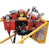 Aerial Tool Bin For Work Platforms
