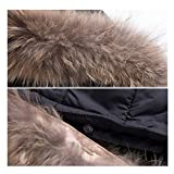 JiAmy Kids 2-Piece Snowsuit Winter Puffer Jacket