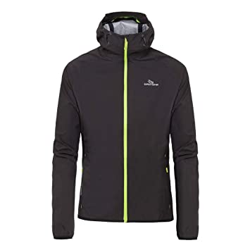 Running para Chaqueta Black Hombre Impermeable Grifone Rapontic wAOqRR