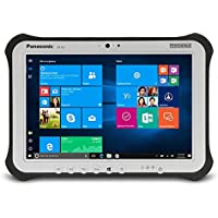 Panasonic Toughpad FZ-G1P2699VM with 4G LTE, 8GB RAM, 256GB SSD, Win 10