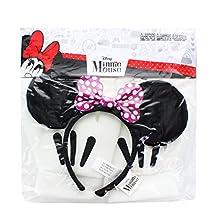 Disney's Minnie Ears Pink Bow Headband & Gloves Kit