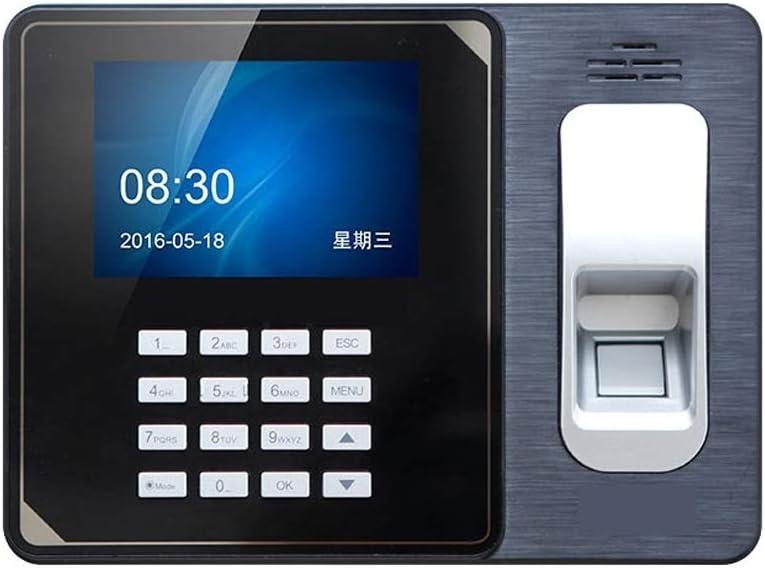 敏感な 時間出席マシン指紋マシンのWiFiクラウドタイムレコーダーパンチマシン指紋認証 正確