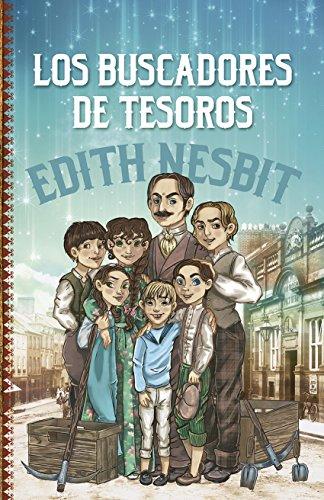Los buscadores de tesoros (Clásicos juveniles) (Spanish Edition) by [Nesbit,