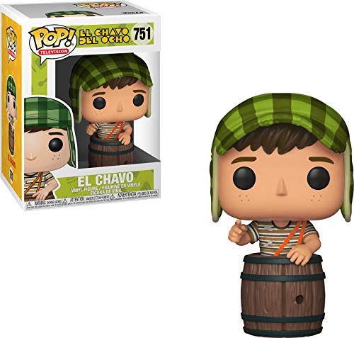 Funko Pop! Television: El Chavo Toy, Multicolor ()