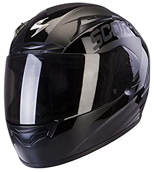 Amazon.es: Casco integral Moto Scorpion Exo 2000 Air poleman, MULTIFIBRE, 2 viseras, talla XL