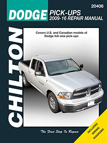 Dodge Full-size Pick-ups, 2009-16 (Chilton Automotive)