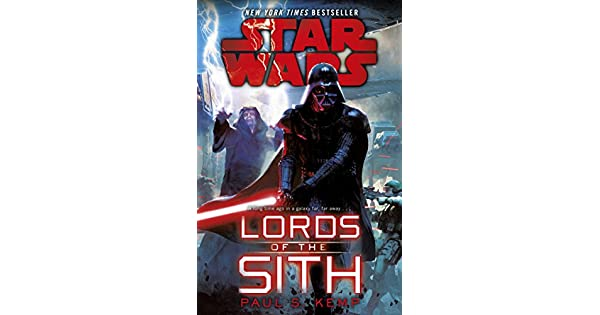 Lords Of The Sith Ebook