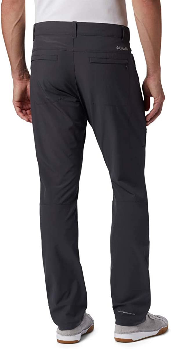Columbia Mens Outdoor Elements Stretch Pants Stain Repellent