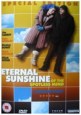 Amazoncom Eternal Sunshine Of The Spotless Mind Special Edition
