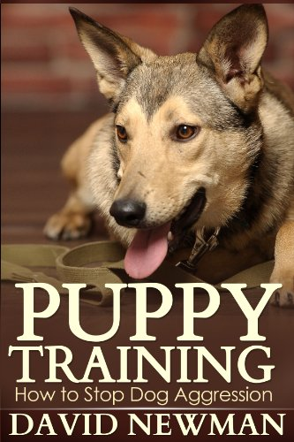 Puppy Training How Stop Aggression ebook product image