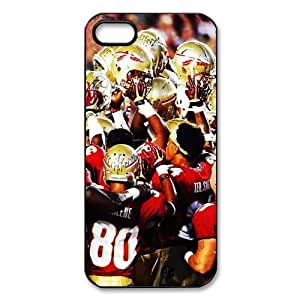 DIY Case 2 Sports NCAA Florida State Seminoles Football Case For Sam Sung Galaxy S4 Mini Cover -Just DO It
