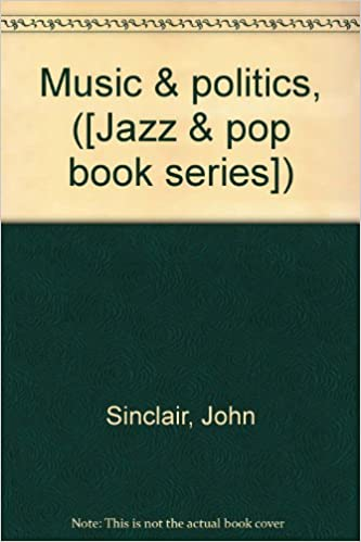 music politics jazz pop book series