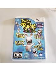 Raving Rabbid Party Collection - Nintendo Wii