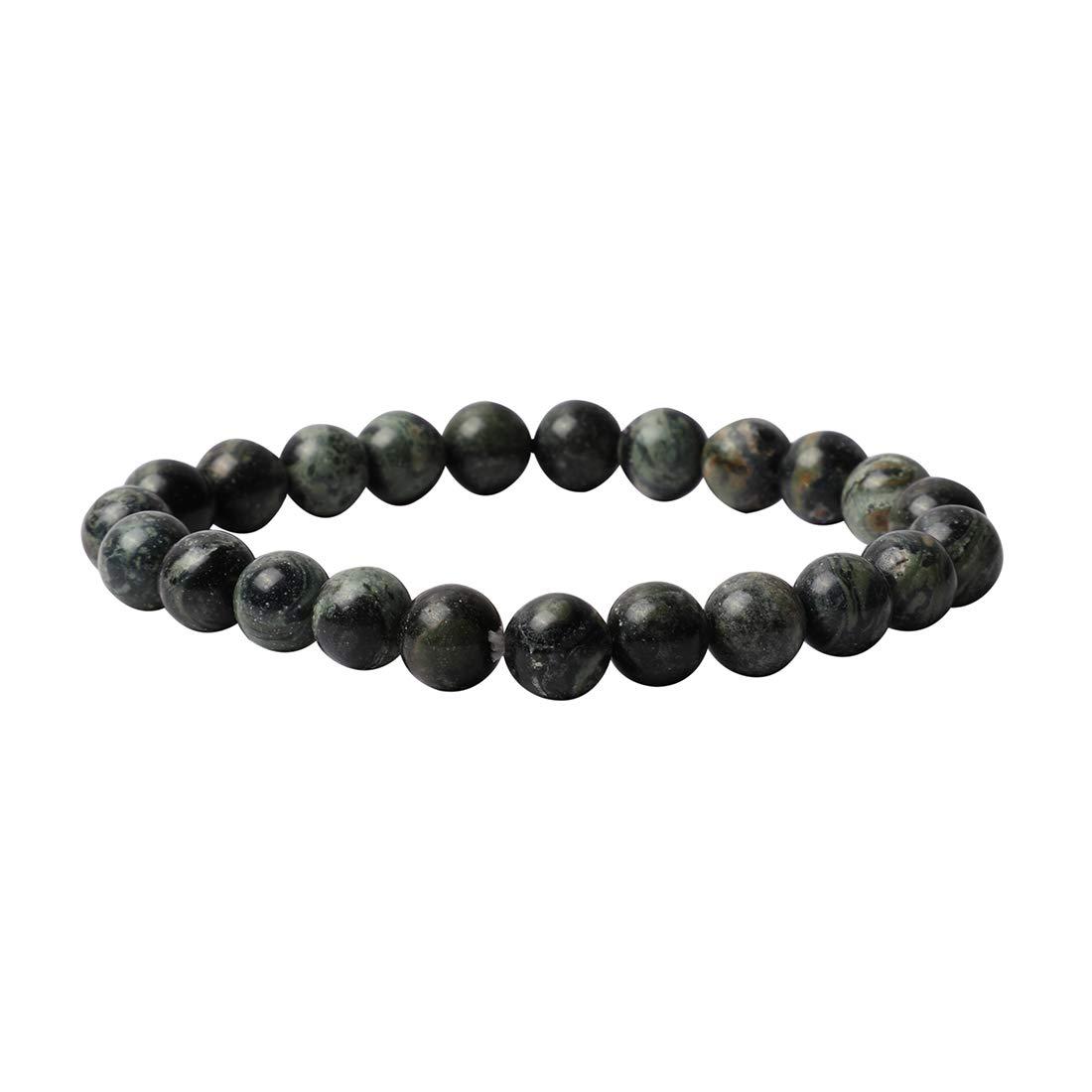Allettare Seraphinite Spiritual Enlightenment Bracelet