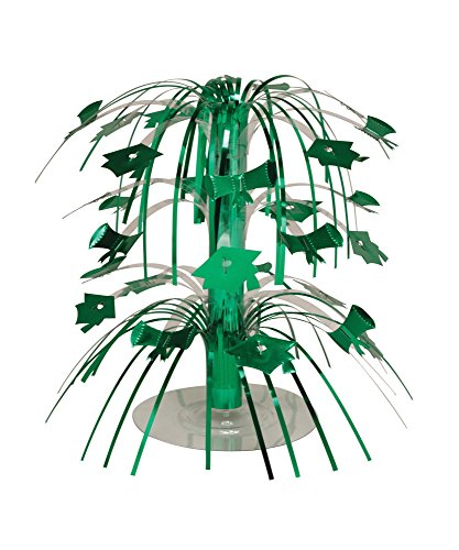 Creative Converting 269112 Cascade Centerpiece, One Size, Green
