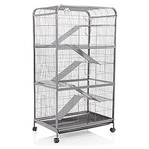 Cozy Pet jaula para roedores para rata, hurón, chinchilla, Degu ...