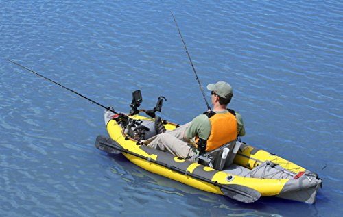 Advanced Elements Straitedge Angler Kayak