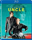 The Man From U.N.C.L.E. (Region A Blu-Ray) (Hong Kong Version) Chinese subtitled
