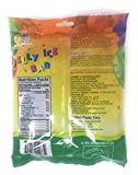 2 Packs Of Fruity's Jelly Candies - 1 Jelly Ice Bar