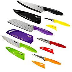 ZYLISS Kitchen Knife Set