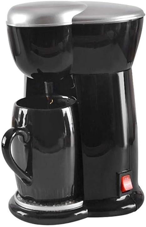 FXX Cafetera, Mini Cafetera Sola máquina Espresso Cafetera 300W ...
