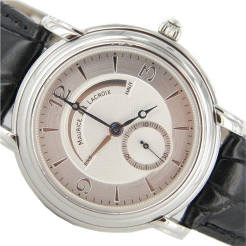 Maurice Lacroix Masterpiece MP7098-SS001-120 Watch with Power Reserve Indicator