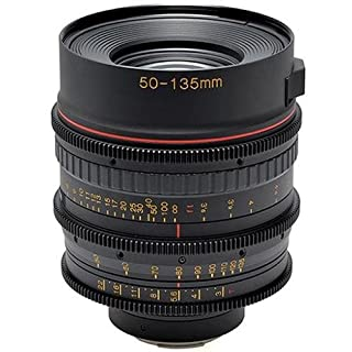Tokina Cinema 50-135mm AT-X T3.0-22 Fixed Zoom for Canon EF Mount Cameras, Black (TC-535C) (B012MDJUAS) | Amazon Products