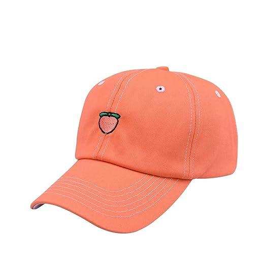 YSHtanj - Gorra de béisbol de algodón, Suave, Transpirable, cómoda ...