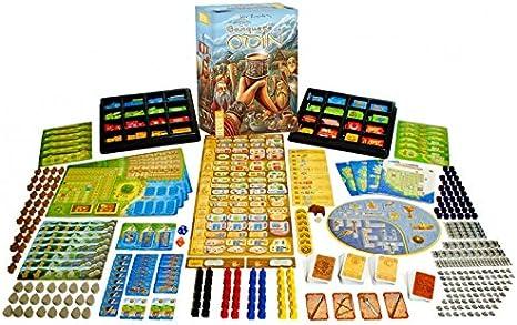 Devir BGODIN. Juego de mesa El Banquete de Odin. Edicion en castellano: Amazon.es: Juguetes y juegos