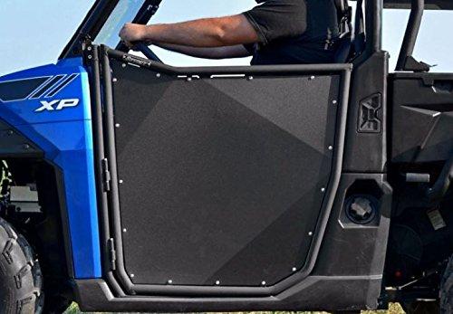 SuperATV Polaris Ranger Fullsize 570 / XP 570 / 900 / 1000 Aluminum Half Doors - Pair