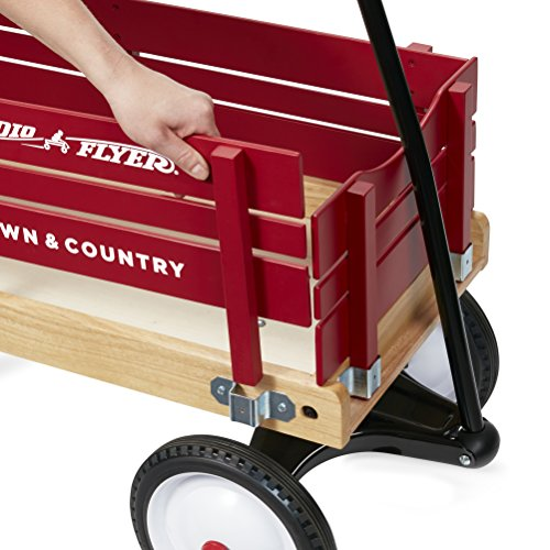 Radio Flyer Town and Country Wagon by Radio Flyer (Image #3)