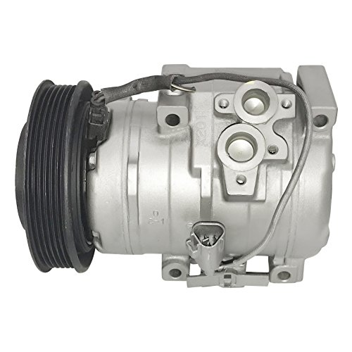 - RYC Remanufactured AC Compressor and A/C Clutch GG390